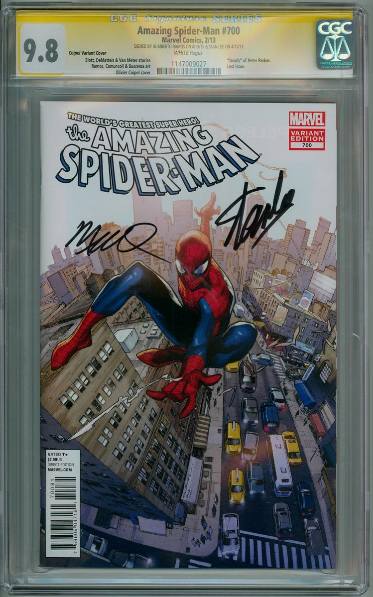Amazing SpiderMan 50  SuperMegaMonkey  chronocomic