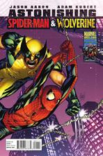 Astonishing Spider-man Wolverine Comics