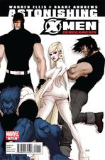 Astonishing X-Men Xenogenesis Comics