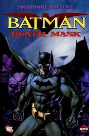 Batman Death Mask Comics