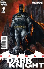 Batman The Dark Knight Comics (Jan 2011 Series)