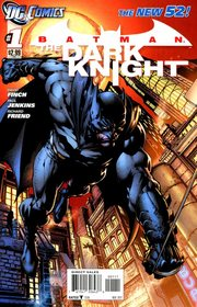 Batman The Dark Knight Comics (Nov 2011 Series)