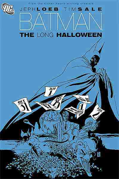 Batman: The Long Halloween Trade Paperback