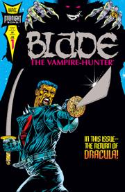 Blade The Vampire Hunter Comics (1994 Series)