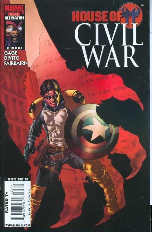 the feud between superheroes in civil war a comic book by marvel comics This essay demonstrates how marvel comics employed the american civil war in an allegorical way erdemandi an allegory of september 11 in an american civil war framework events never went as far as they did in the fictional marvel universe in the comic book.