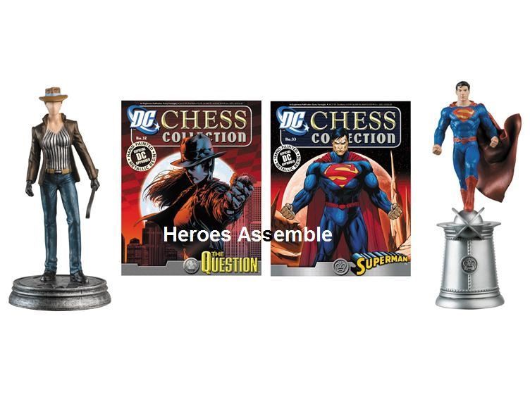 supermanand batman play chess - photo #31