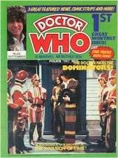 Doctor Who Monthly Comics