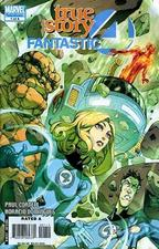 Fantastic Four True Story Comics