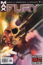 Fury Comics (Marvel Max Series)