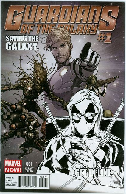 why deadpool and guardians - photo #33