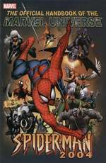 Official Handbook Of The Marvel Universe (2004 Series)