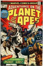 Planet Of The Apes Comics, Adventures On
