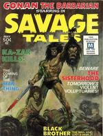 Savage Tales Magazines (1971)