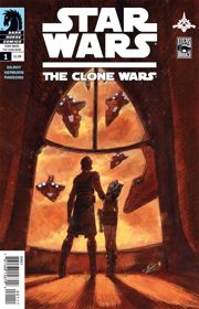 Star Wars Clone Wars Comics