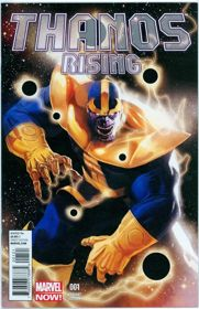 Thanos Rising Comics