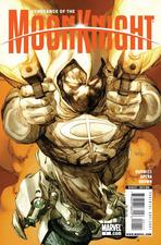Vengeance Of The Moon Knight Comics
