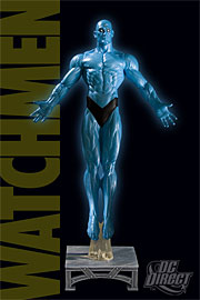 Watchmen Movie Action Figures Classic Dr. Manhattan Series 2 MIB