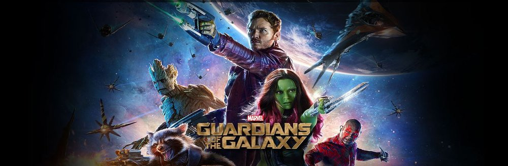Guardians Of The Galaxy Movie comics