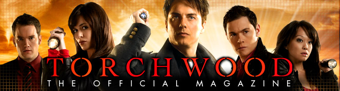 Torchwood Official Magazine from Titan Magazines