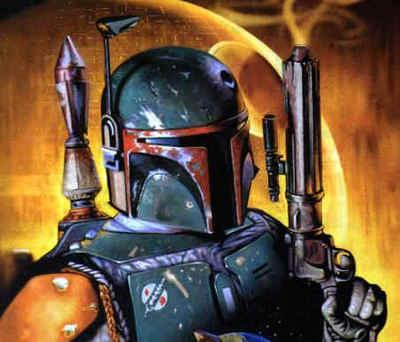 Boba Fett comics from Dark Horse Comics Star Wars comic book series