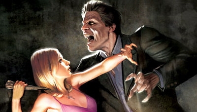 Buffy The Vampire Slayer comic books from Dark Horse Comics