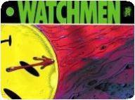 Watchmen Graphic Novel & Books