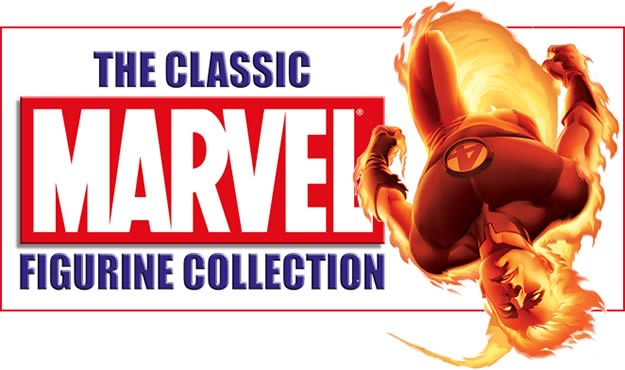 Classic Marvel Figurine Collection from Eaglemoss