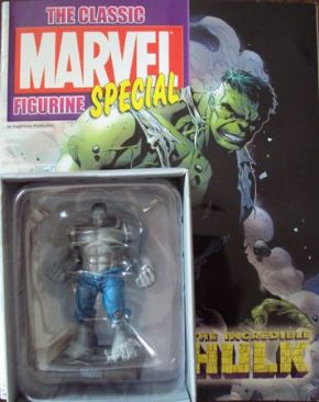 THE HULK MARVEL COMIC SPECIAL FIGURE EAGLEMOSS COLLECTION