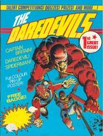 Daredevils UK Monthly Comics, The