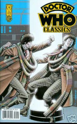 Doctor Who Classics #10 IDW Publishing comic book