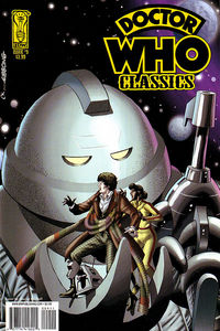 Doctor Who Classics #9 IDW Publishing comic book