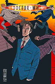 Doctor Who Ongoing #2 Cover A (2009) IDW Publishing comic book