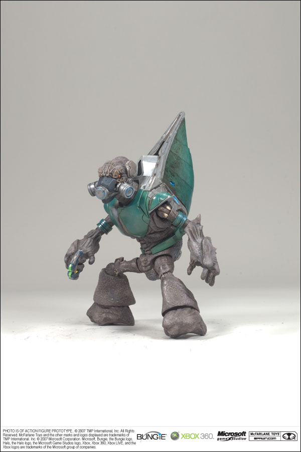 & Grunt Green Variant Halo 3 Series 1 Campaign McFarlane Toys