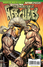 Incredible Hercules Comics