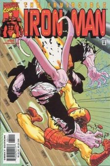 Iron Man #34 (1998) Marvel Comics