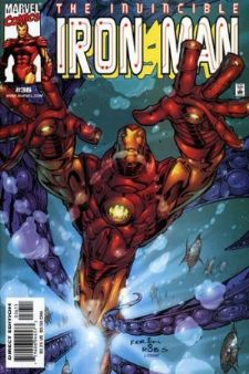 Iron Man #36 (1998) Marvel Comics