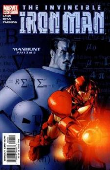 Iron Man #67 #412 (1998) Marvel Comics