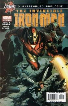 Iron Man #85 #430 (1998) Avengers Disassembled Marvel Comics