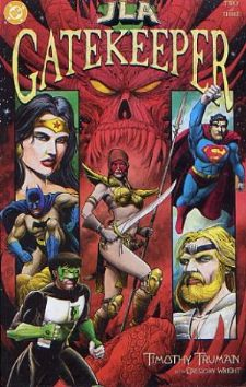 JLA: Gatekeeper #2 DC Comics Graphic Novel
