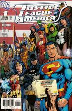 Justice League Of America Comics (2006 Series)