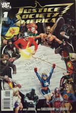 Justice Society Of America Comics (2007 Series)