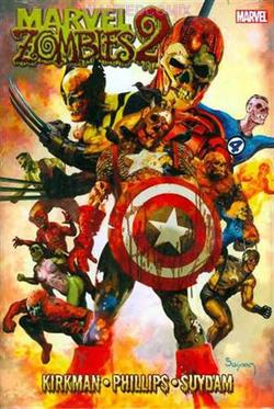 Marvel Zombies 2 Hardcover Graphic Novel HC