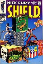 Nick Fury Agent Of S.H.I.E.L.D. (1968 Series)