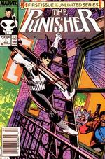 Punisher Comics (1987 Series)