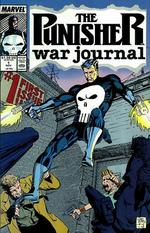 Punisher War Journal Comics (1988 Series)