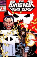 Punisher War Zone Comics