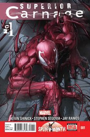 Superior Carnage Comics
