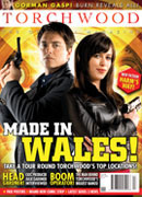 Torchwood Official Magazine #8