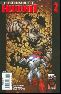 Ultimate Human #2 Marvel Comics US Import