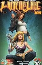 Witchblade #109 Graham Crackers Variant Top Cow comic book
